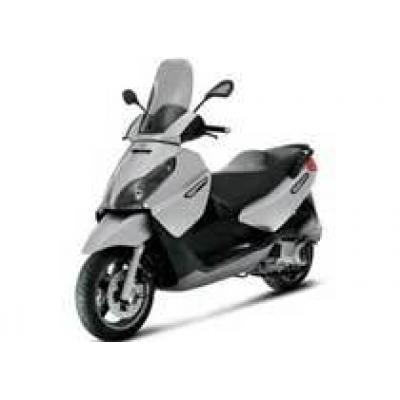 Piaggio представит в Милане новый скутер X7