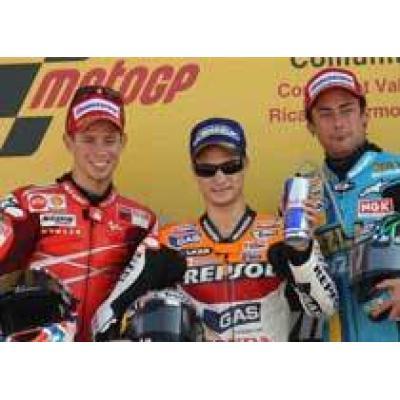 Результаты заключительного этапа MotoGP, ГранПри Валенсии
