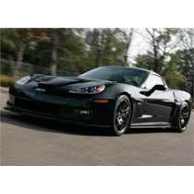 Американцы создали на базе Corvette 600-сильный `карбоновый`суперкар
