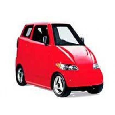Одна из мощнейших машин в мире - компактный электромобиль