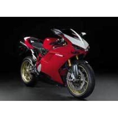 Настоящий алмаз среди супербайков - Ducati 1098R 2008
