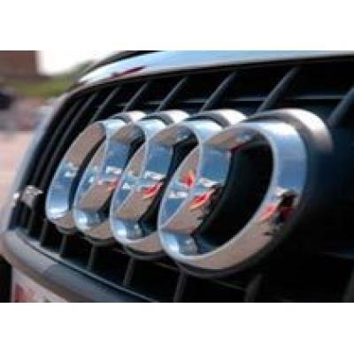 Новый Audi A4 получил `Золотой руль`