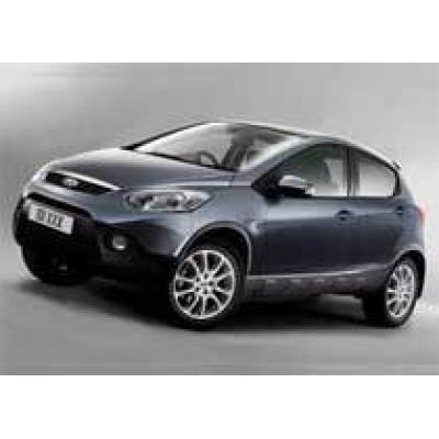 Новый Ford Fiesta получит `внедорожную` версию