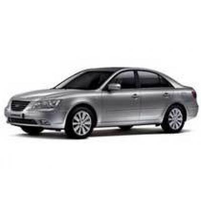 Hyundai представляет обновленную Sonata
