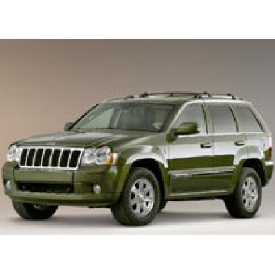 Jeep Grand Cherokee получил новый двигатель
