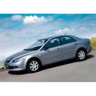 В декабре стартуют российские продажи новой Mazda6