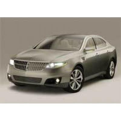 Lincoln представил новый седан MKS