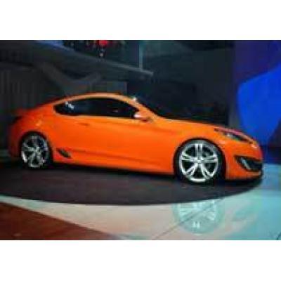 Hyundai переделал седан в купе