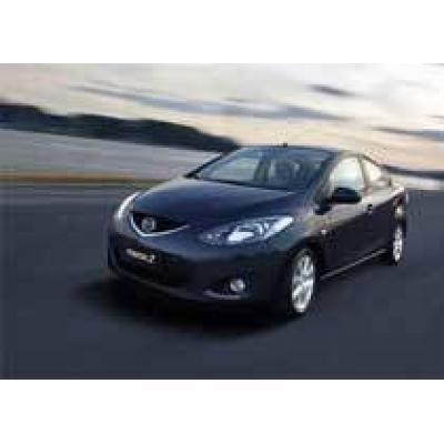 Мировая премьера седана Mazda2 состоится на Гуанчжоуском автосалоне