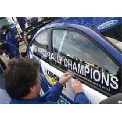Ford завоевал Кубок конструкторов