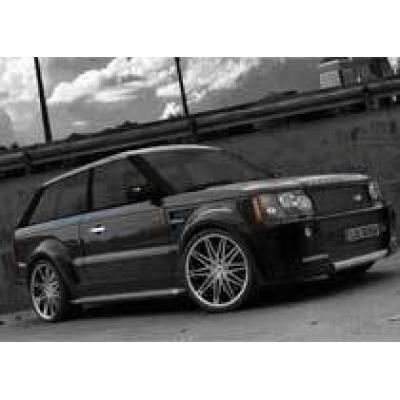 Спортивный Range Rover модель LSE Design