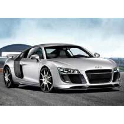 Audi R8 в карбоновом `прикиде`