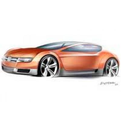 Dodge представит электромобиль