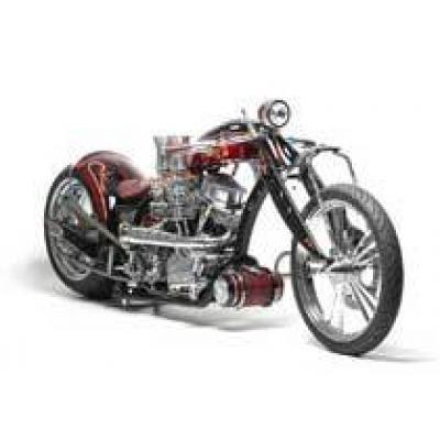 В Москве представят самые дорогие мотоциклы