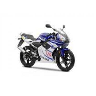Yamaha превратила TZR50 2008 в реплику Валентино Росси