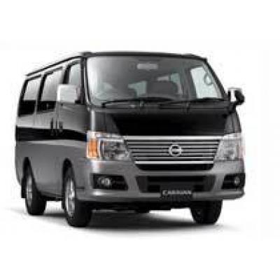 Специальный выпуск Nissan Caravan Super GX