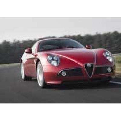 Alfa Romeo 8C 2009