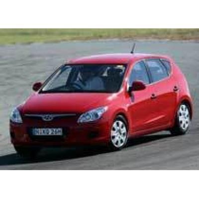 Hyundai i30 CRDi назван авто года в Австралии