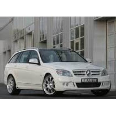 Mercedes от Brabus: `универсал` довели до полной горячки