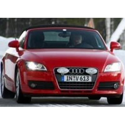 Фанаты Audi TT уже получили подарок от Санта-Клауса