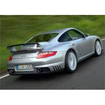 Сотрудники ГИБДД будут ездить на Porsche