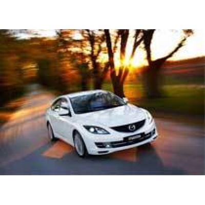 Новая Mazda6 – уже в `Евросиб-Авто`
