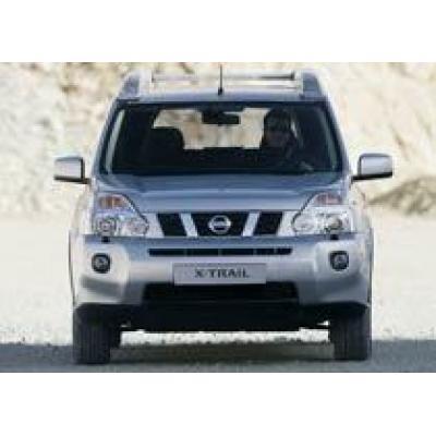 Nissan X-Trail сдал краш-тест на четверку