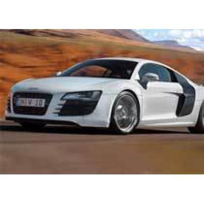 Мощные новинки от Audi на автосалоне в Детройте