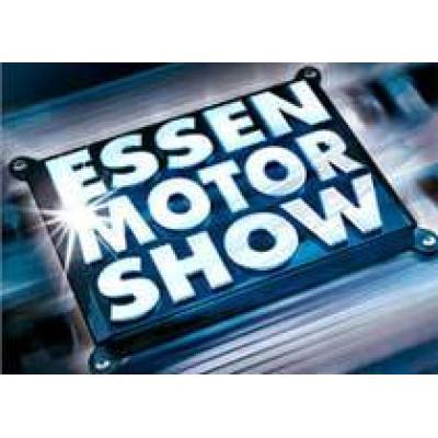 Юбилейная Essen Motor Show и выглядит как юбиляр