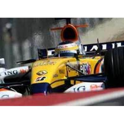 Дебют нового болида Renault может состояться в январе