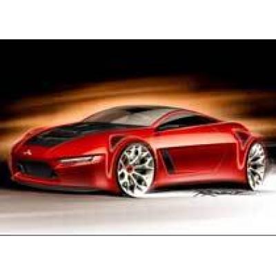 Анонс из Детройта: Mitsubishi Concept-RA купе с дизельным двигателем