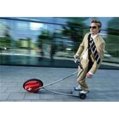 Разработан новый способ передвижения - электрический трицикл