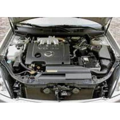 Двигатель Nissan серии VQ снова назван лучшим