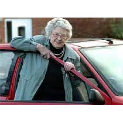 Идеальному водителю исполнилось 94 года