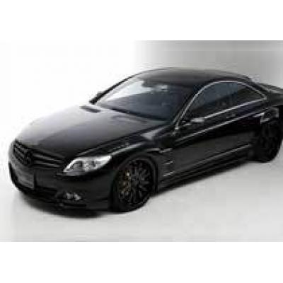 Mercedes CL-Class глазами японцев