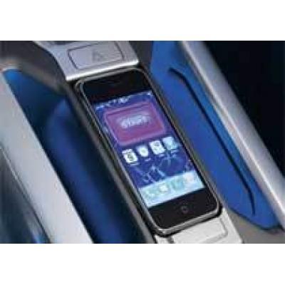Apple iPhone телефон Land Rover LRX новый концепт сотовый