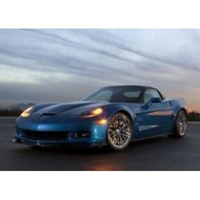 Детройт 2008: Возвращение короля - Corvette ZR1