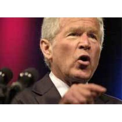 Джордж Буш придумал способ борьбы с пробками
