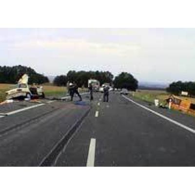Автокатастрофа под Астраханью: пятеро погибших