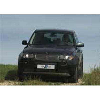 BMW X3 Hunter скучает по грязи