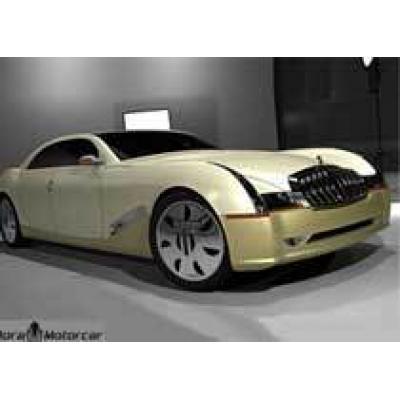 Natalia SLS 2 - мощнее и дороже Bugatti