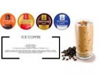 Кофейные напитки в жаркий день