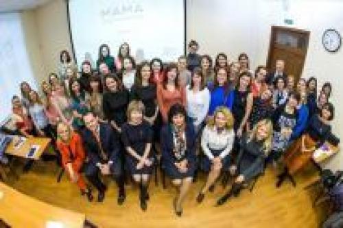 В Москве начались бизнес-курсы для мам