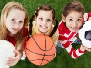 Осторожно: дети в спорте