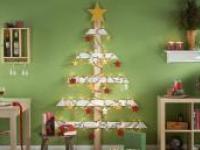 Минималистская новогодняя ёлка от Dremel