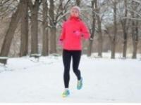 Фитнес на свежем воздухе: зимнее время
