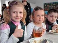 Чем питаются московские дети?
