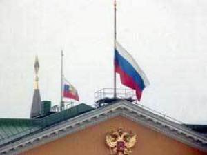 Путин объявил 24 августа днем траура по жертвам катастрофы Ту-154