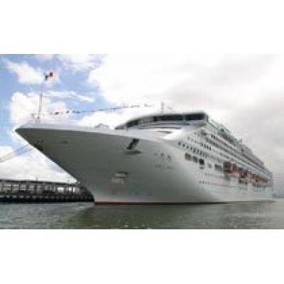 До конца сезона в Одесский порт зайдут еще 35 круизных лайнеров