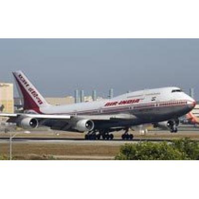 Самолёт Air India вернулся в Торонто